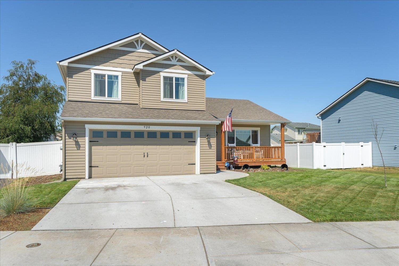 920 S Hazelwood Ct, Spokane, WA 99224 - #: 202118334