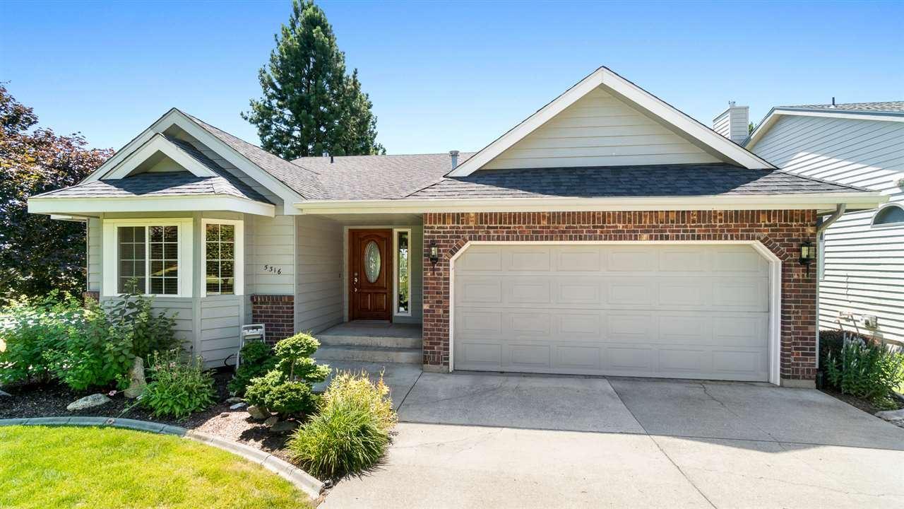 5316 N Riblet View Ln, Spokane, WA 99212 - #: 202019336