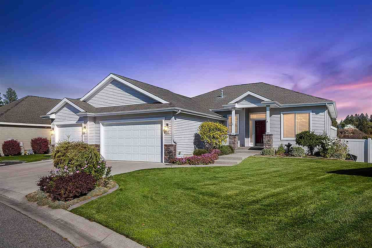 917 S Shelley Lake Ln, Spokane Valley, WA 99037 - #: 202023342