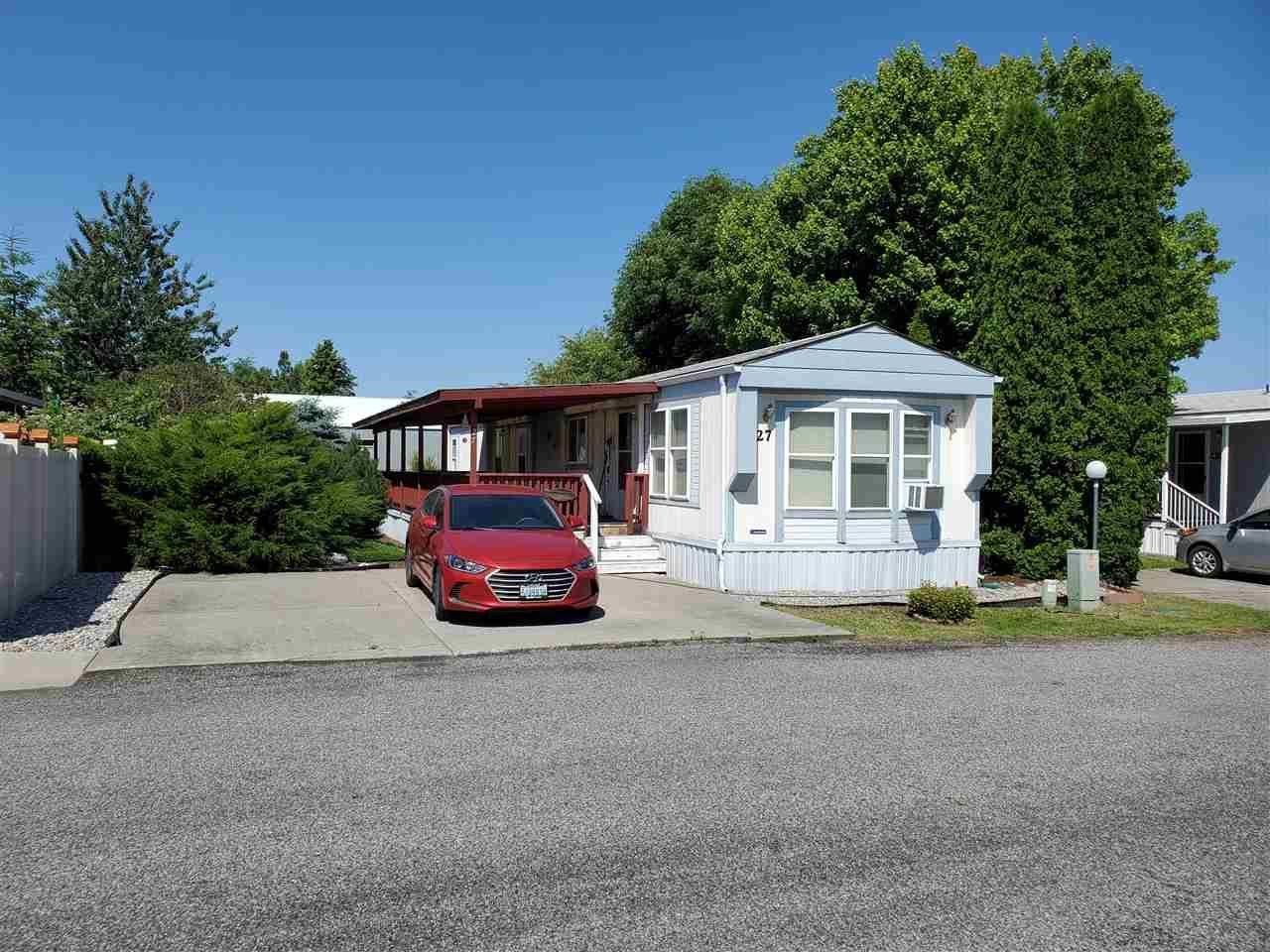 19029 E BOONE  #27 Ave, Greenacres, WA 99016 - #: 202018350