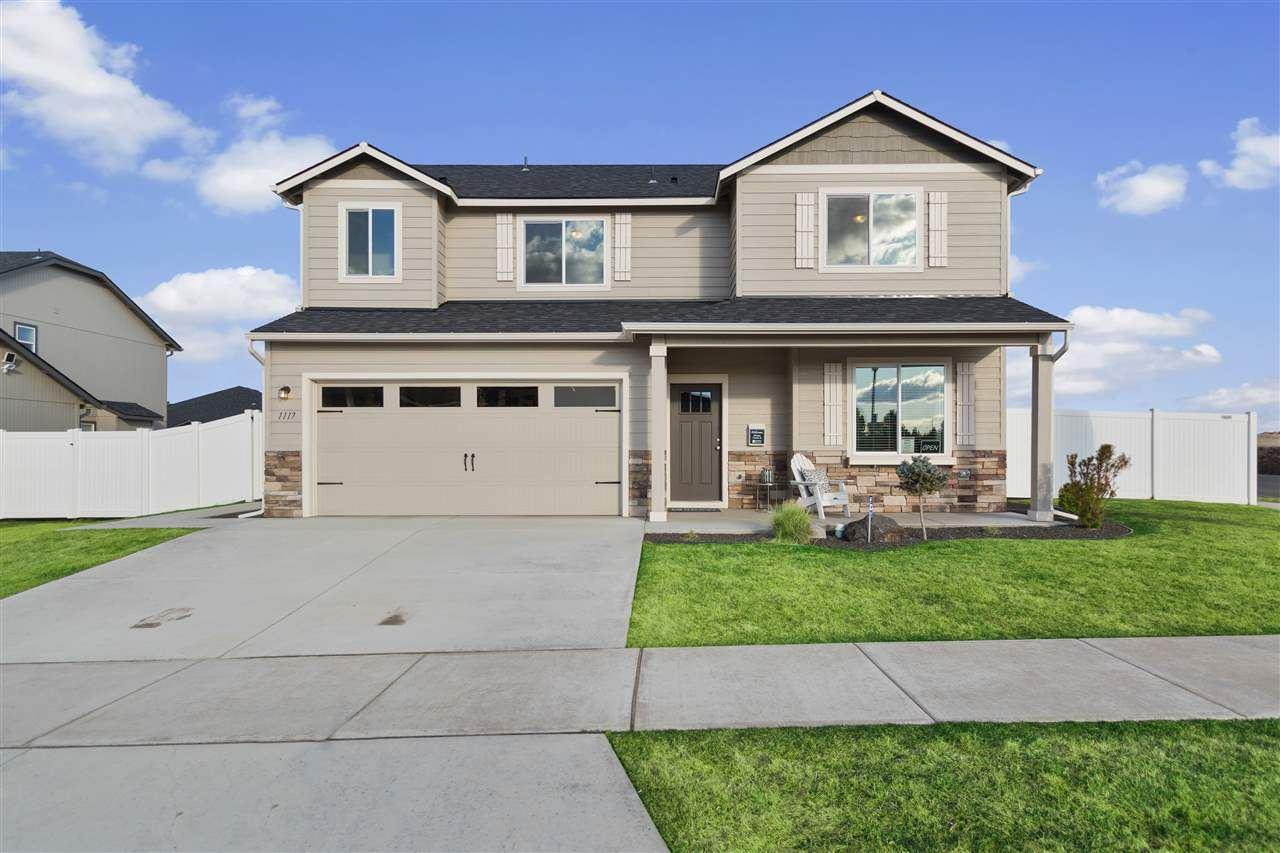 1117 S Oswald St, Spokane, WA 99224 - #: 202018353