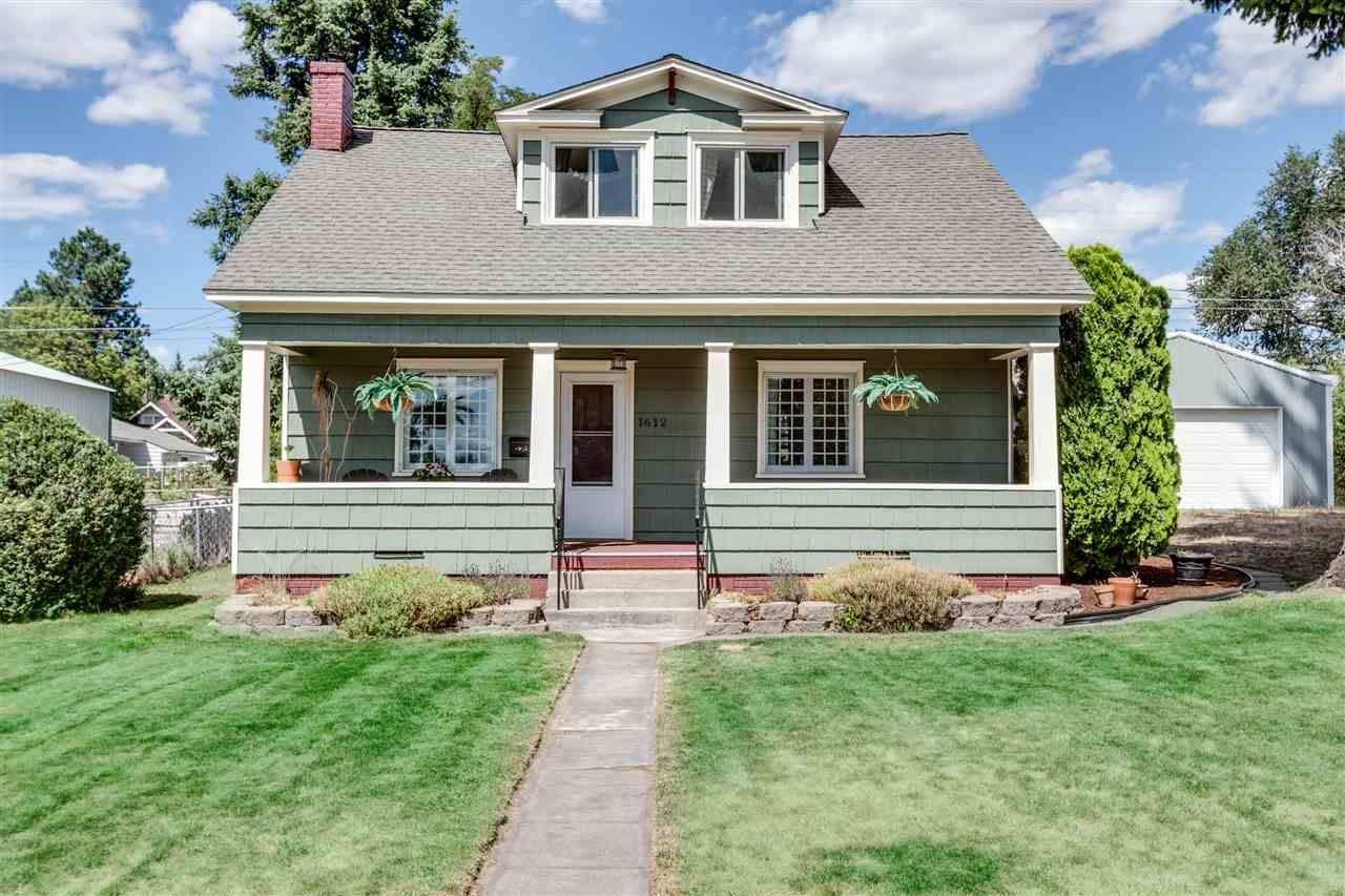 1612 W GLASS Ave, Spokane, WA 99205-2627 - #: 202021369
