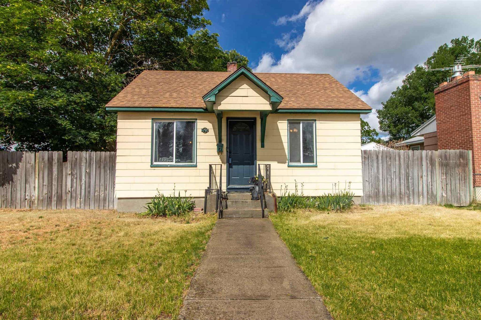 4703 N Walnut St, Spokane, WA 99205 - #: 202116376