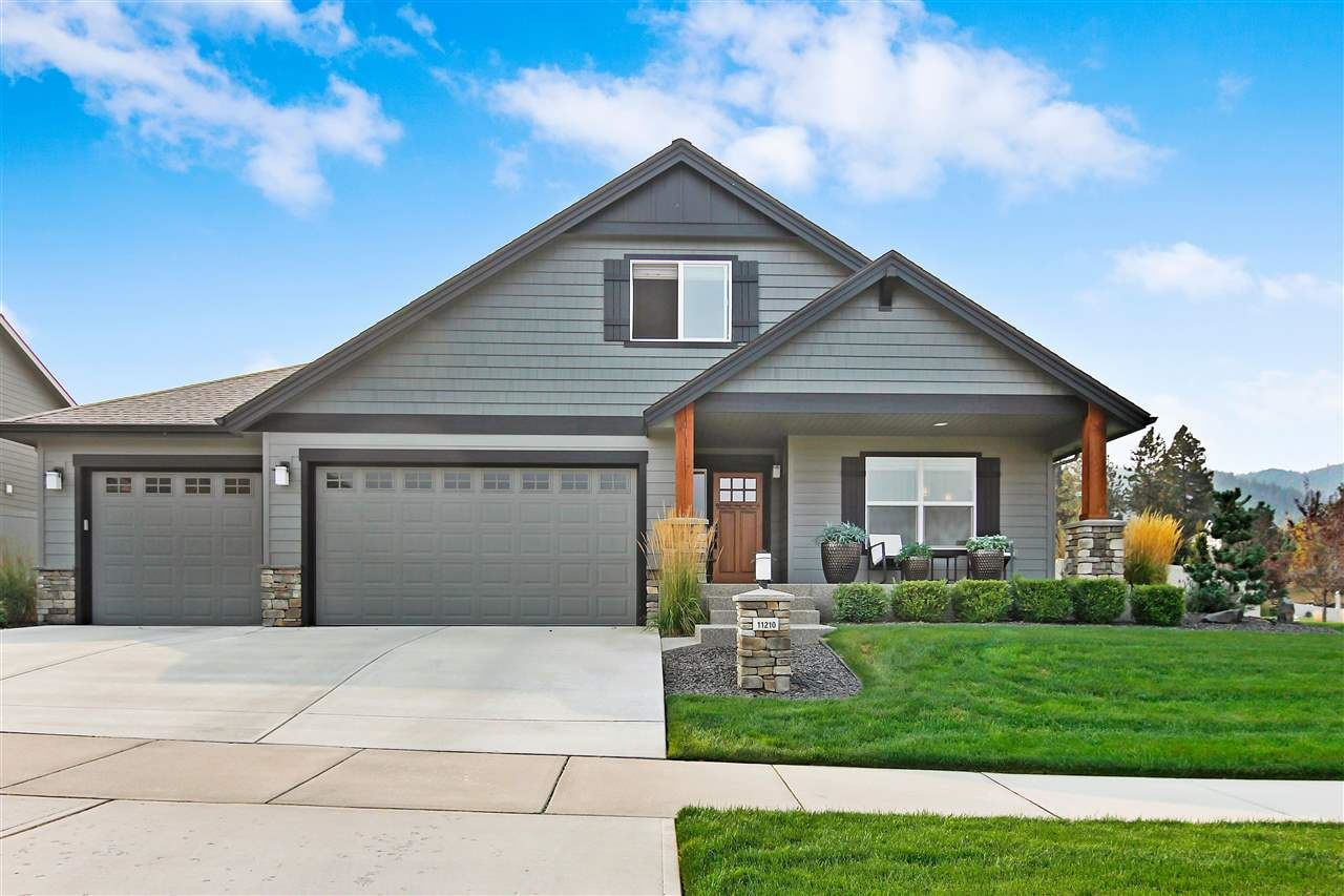 11210 E Flagstone Ln, Spokane Valley, WA 99206 - #: 202023384