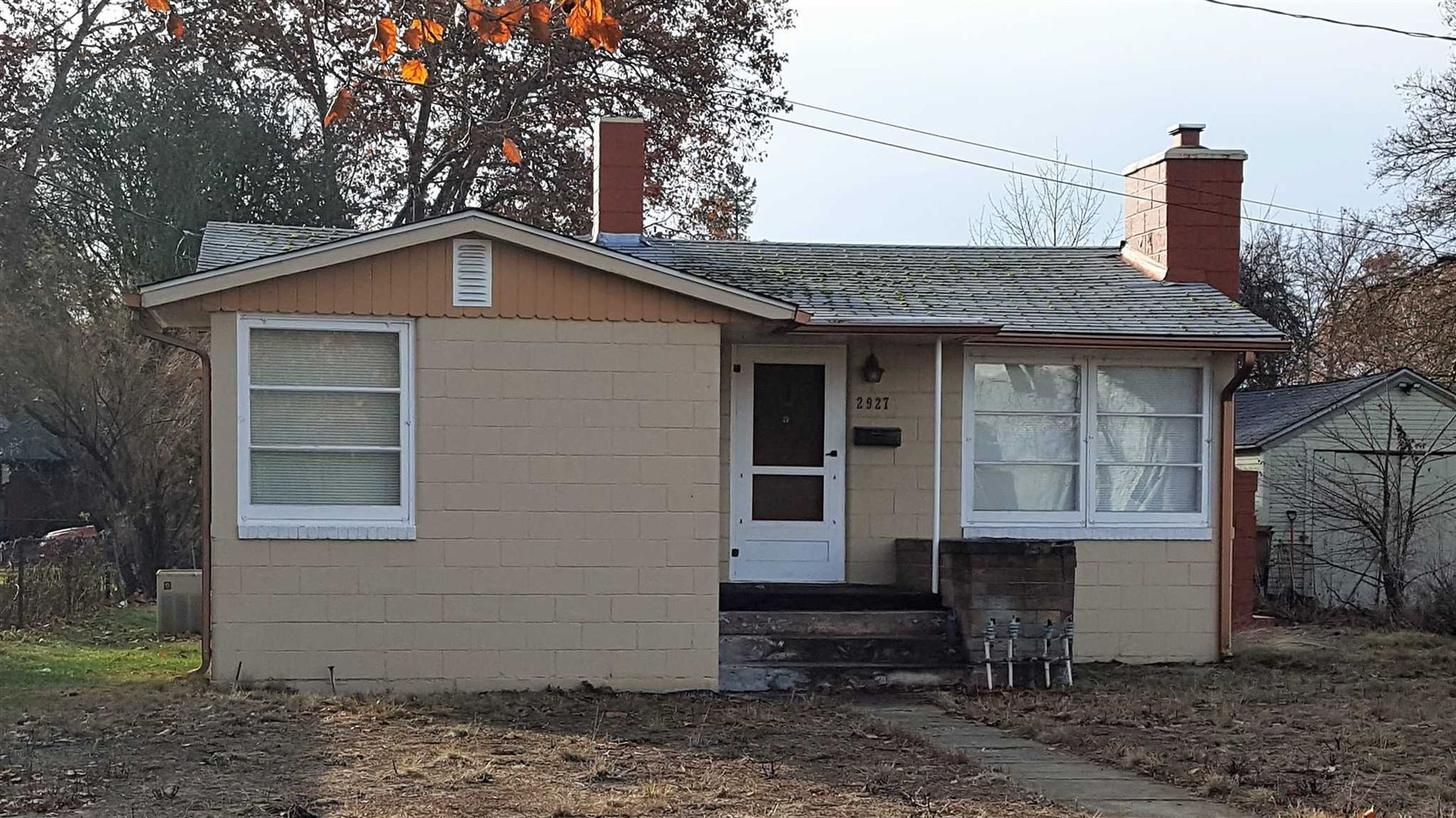 2927 W Gardner Ave, Spokane, WA 99201-1538 - #: 202110384