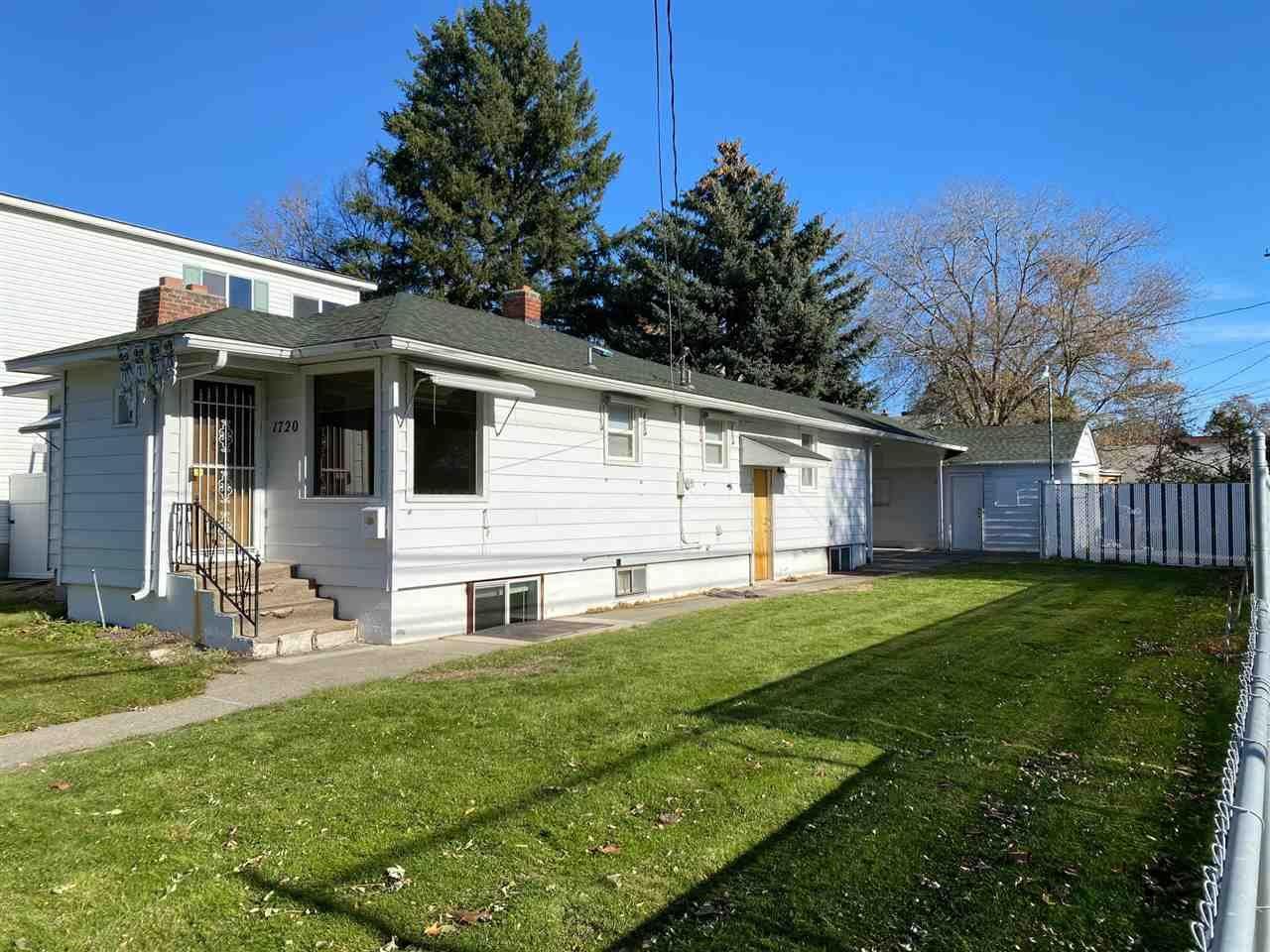 1720 N Standard St, Spokane, WA 99207 - #: 202024391
