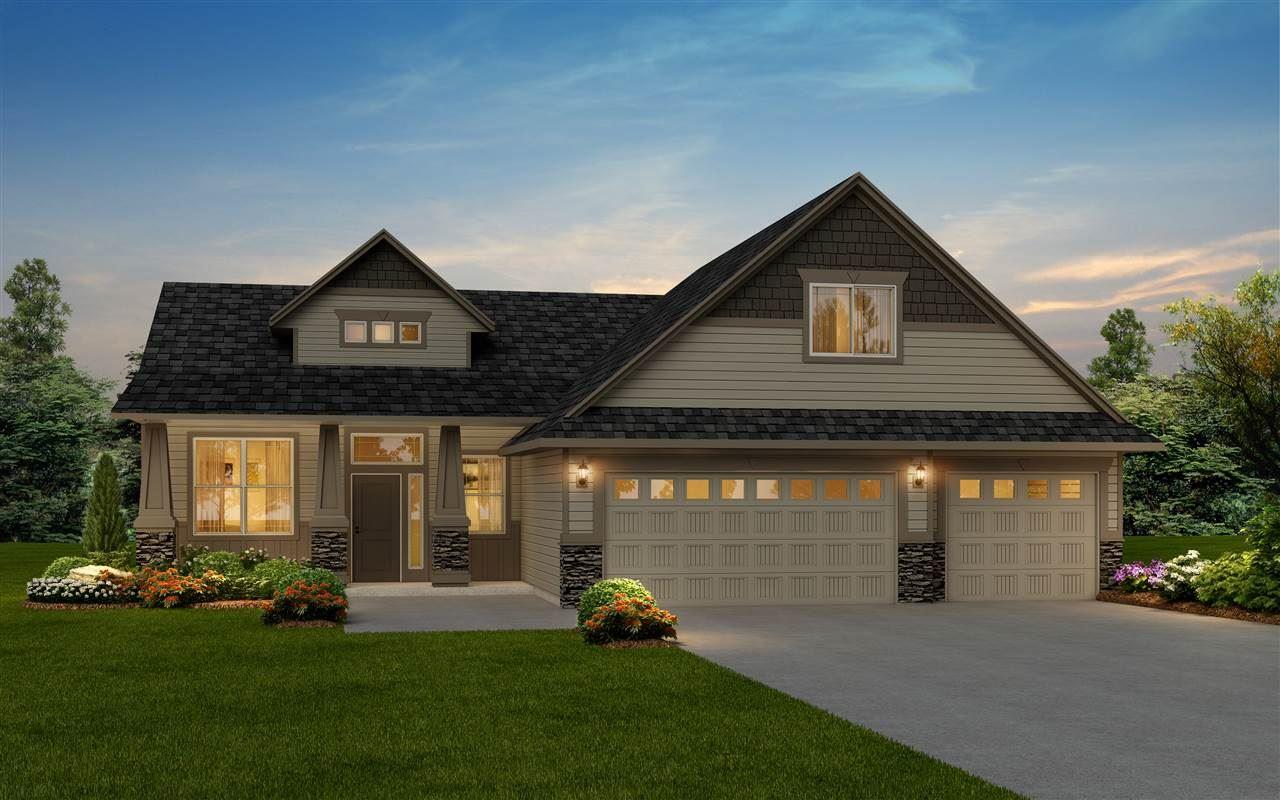 1037 S Colonial Dr, Spokane Valley, WA 99016 - #: 202015397