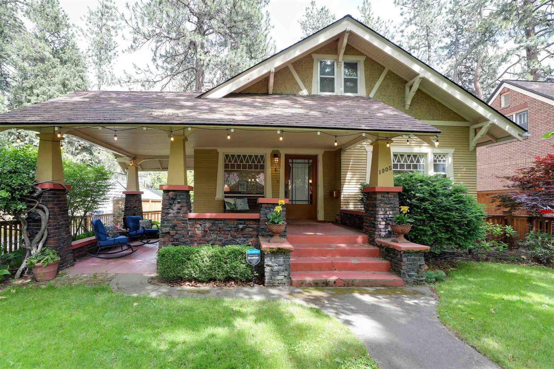 1905 S Lincoln St, Spokane, WA 99203 - #: 202117399
