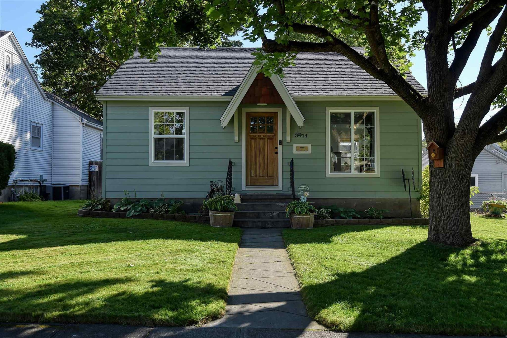 3914 N Hawthorne St, Spokane, WA 99205 - #: 202122413