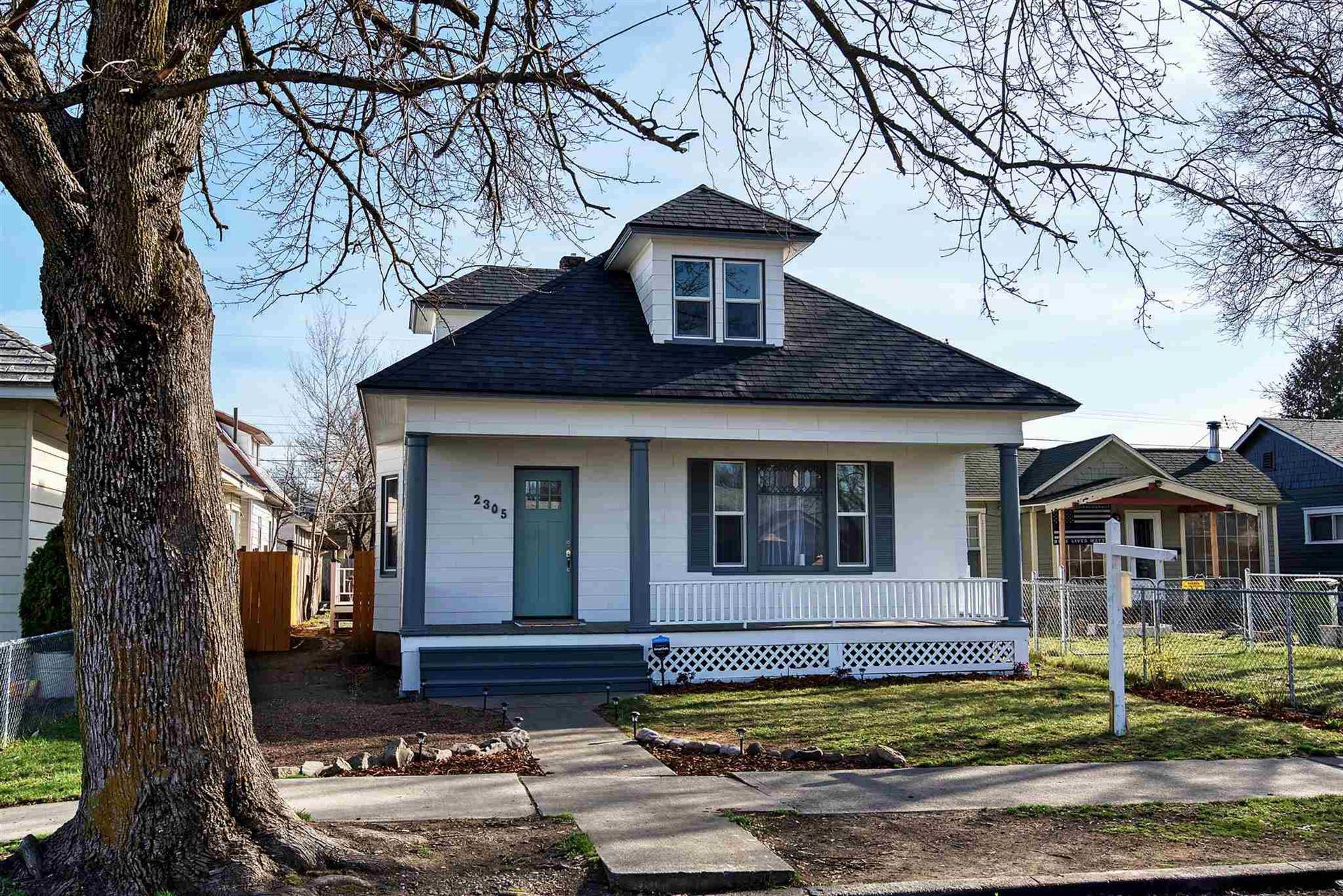 2305 W Sharp Ave, Spokane, WA 99201 - #: 202113419