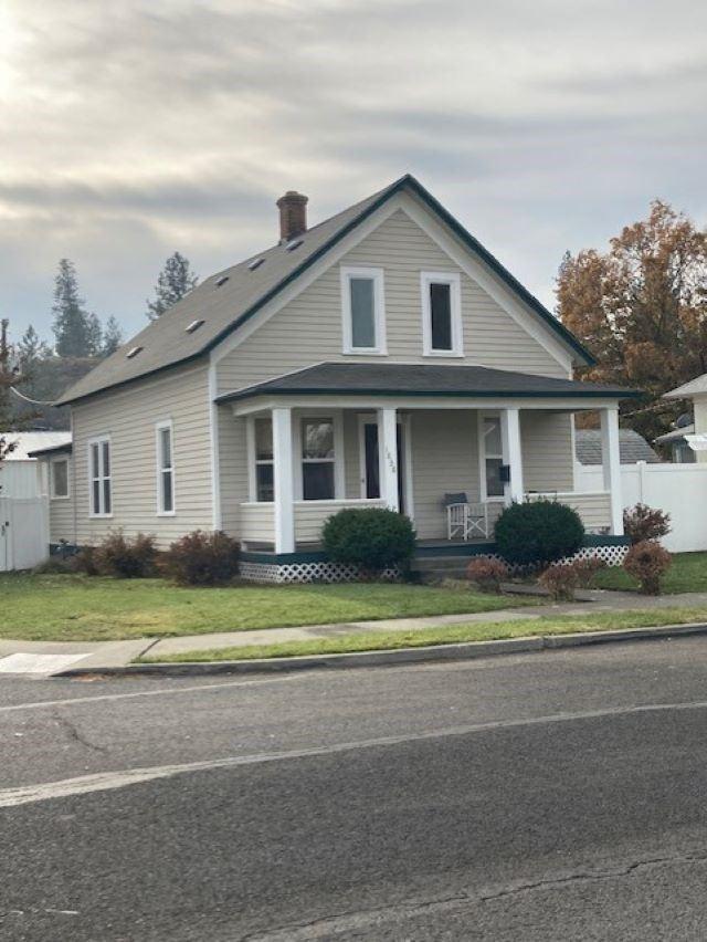1838 E 5th Ave, Spokane, WA 99202-3304 - #: 202024436