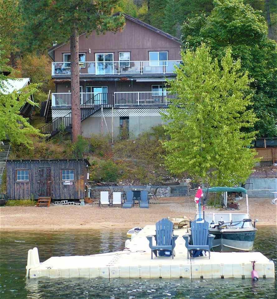 4661 E Deer Lake Rd #aka Totem Lane, Loon Lake, WA 99148 - #: 202022445