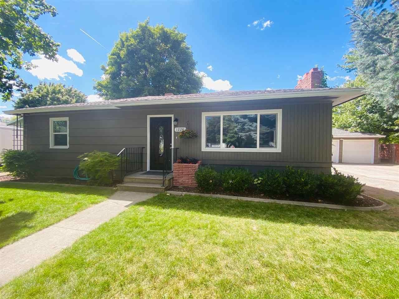 1224 S Skipworth Rd, Spokane Valley, WA 99206-5590 - #: 202020448