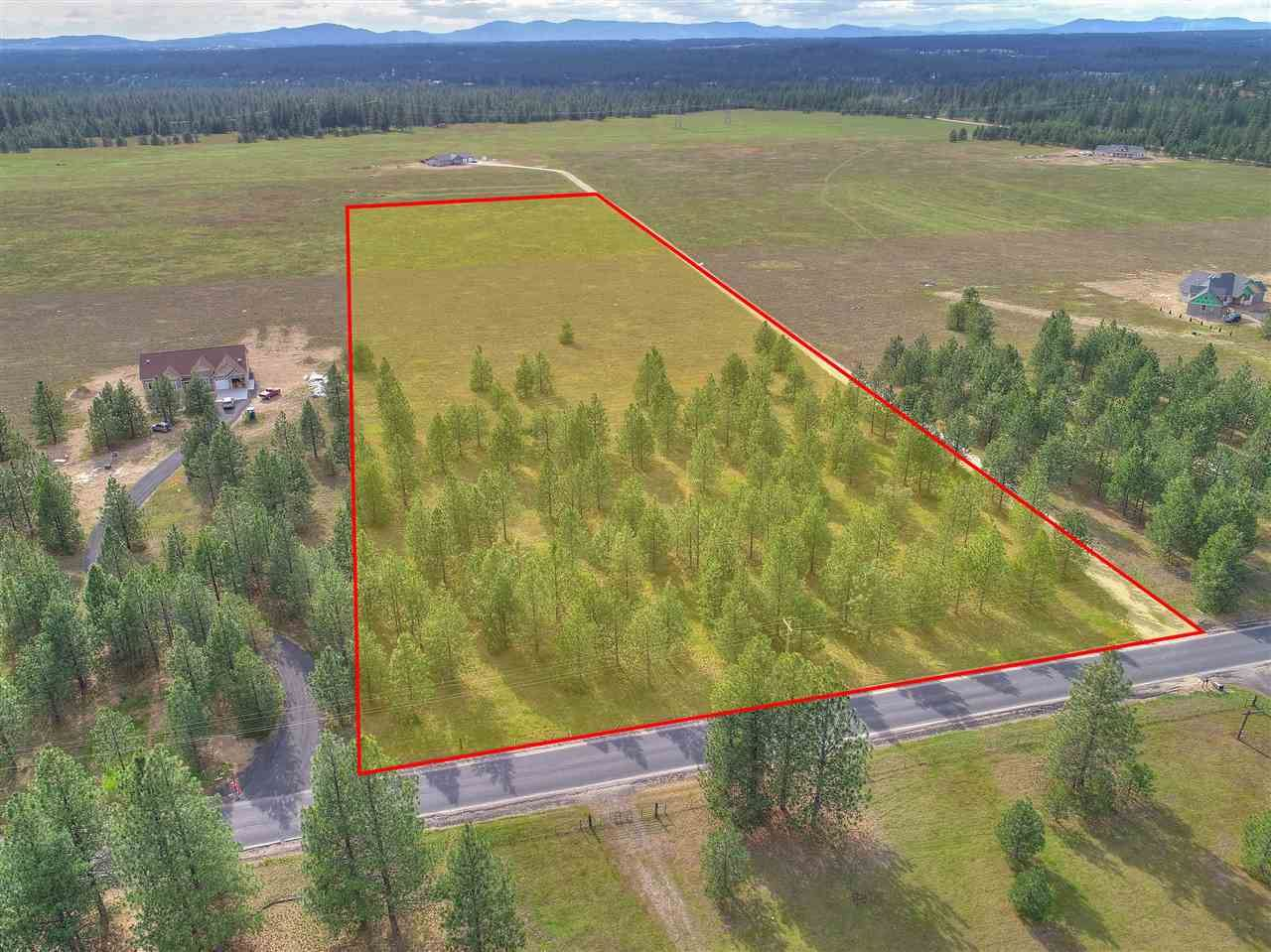 Lot 9 N Bruce Rd, Chattaroy, WA 99003 - #: 202016457