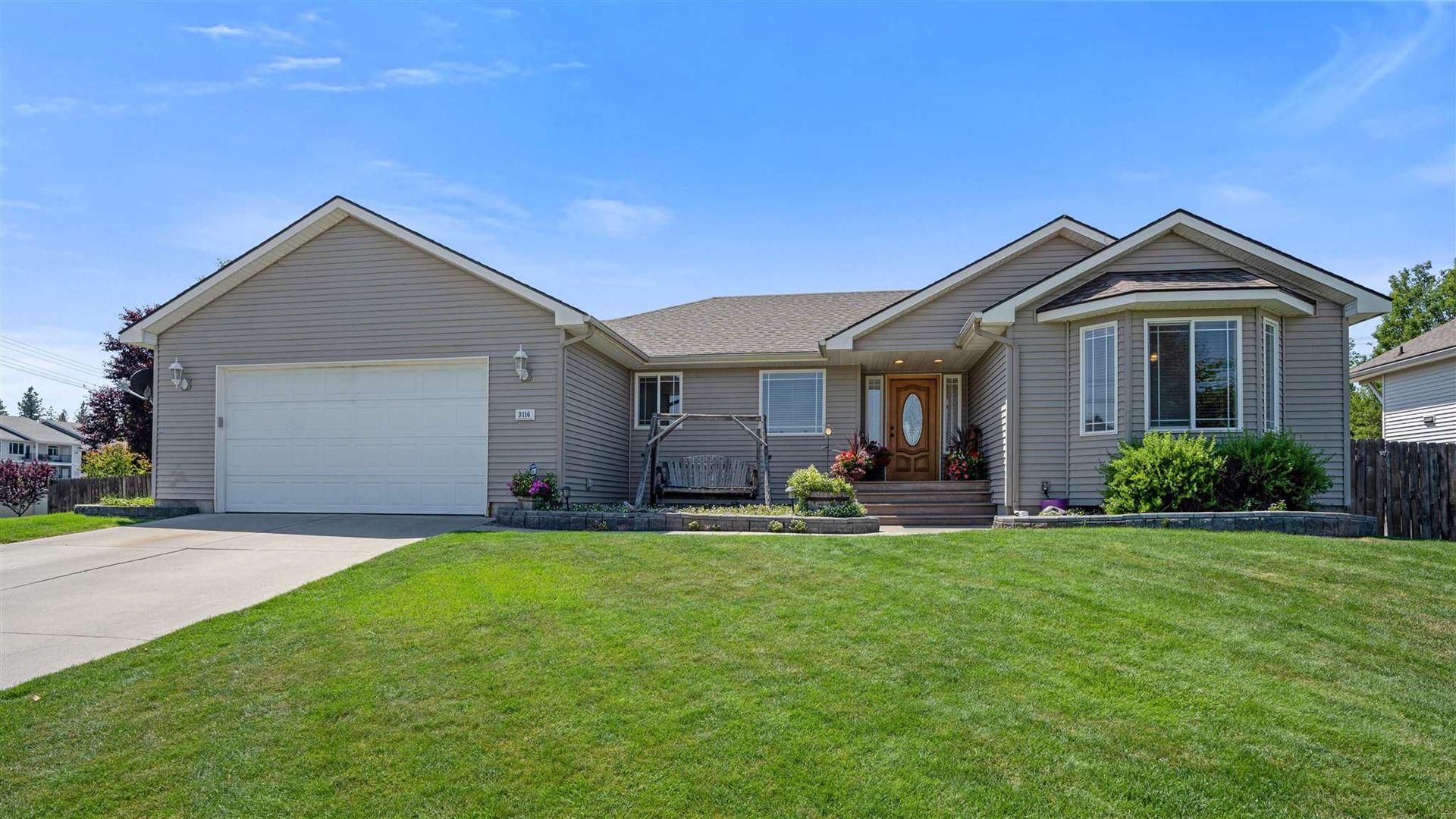 3116 S Bolivar Ct, Spokane Valley, WA 99037 - #: 202118459