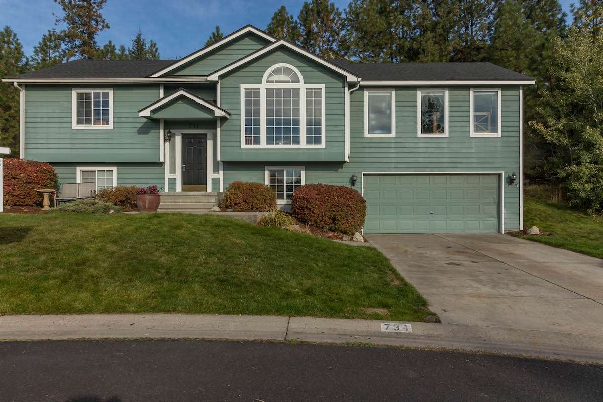 731 E Country Hill Ct, Spokane, WA 99208 - #: 202023464