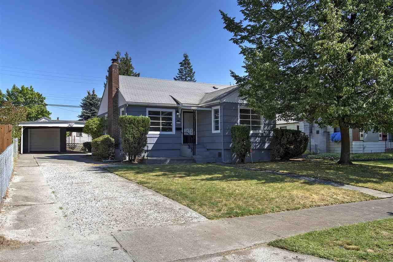 4612 N Hawthorne St, Spokane, WA 99205 - #: 202020472