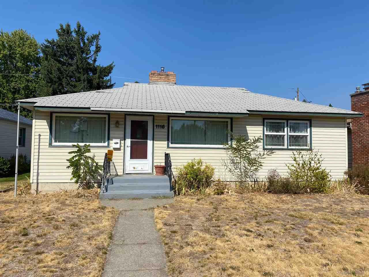 1116 W ROWAN Ave, Spokane, WA 99205 - #: 202023500