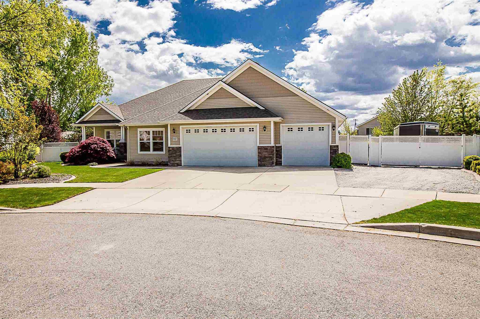 14422 E Olympic Ave, Spokane Valley, WA 99216 - #: 202115505