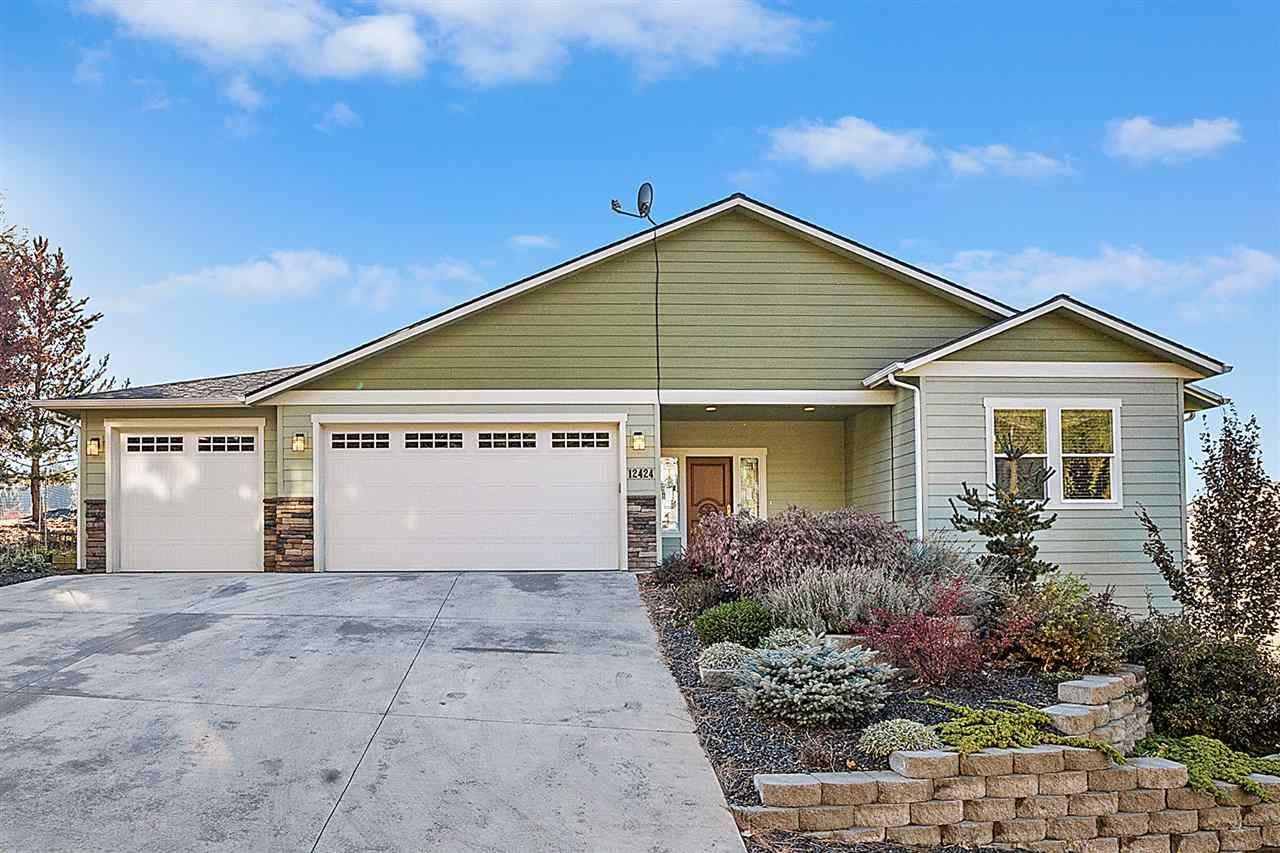 12424 E Emory Ln, Spokane Valley, WA 99206-3487 - #: 202024508
