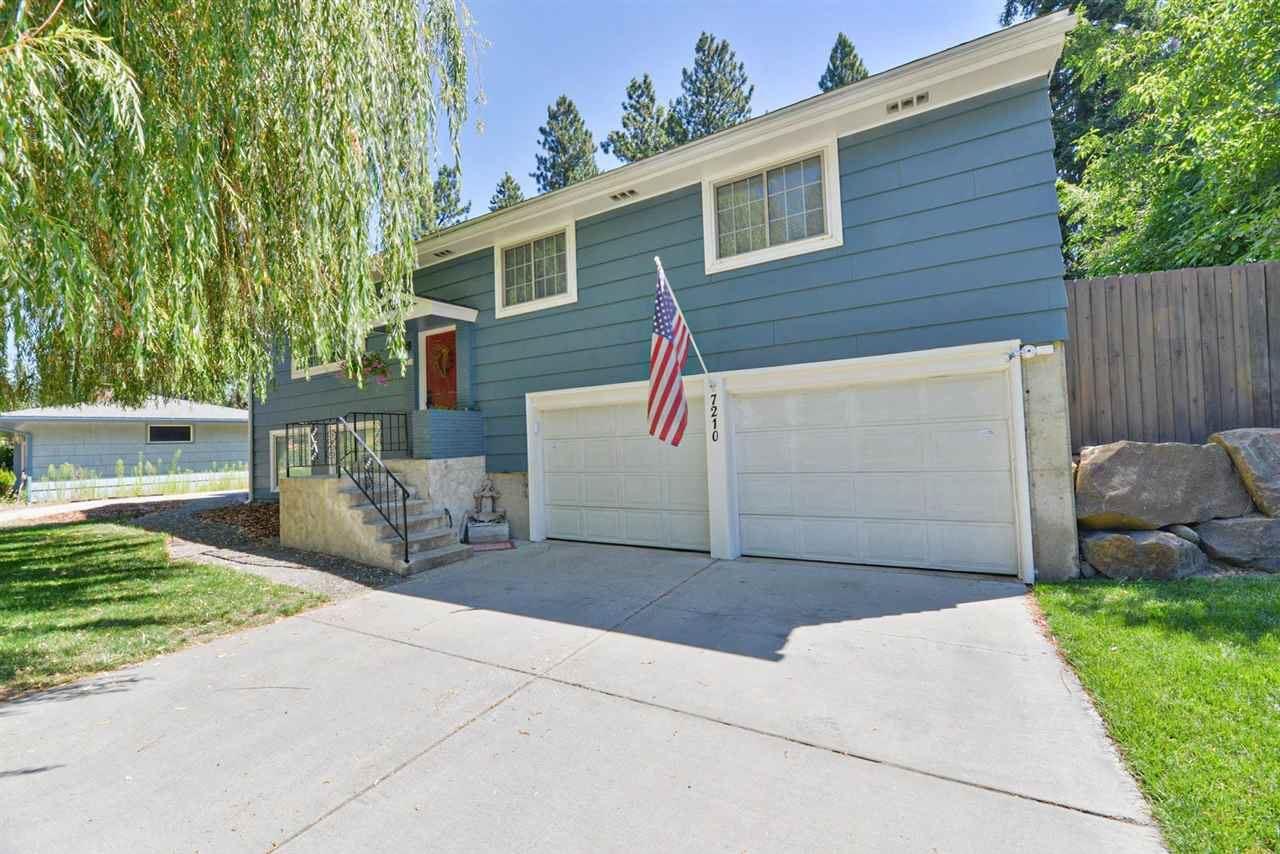 7210 N Country Homes Blvd, Spokane, WA 99208 - #: 202019509