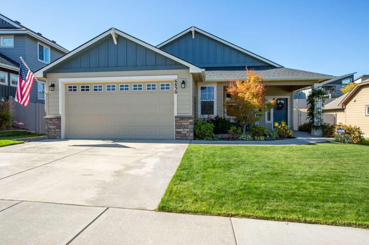 6830 S Parkridge Blvd, Spokane, WA 99224 - #: 202023518