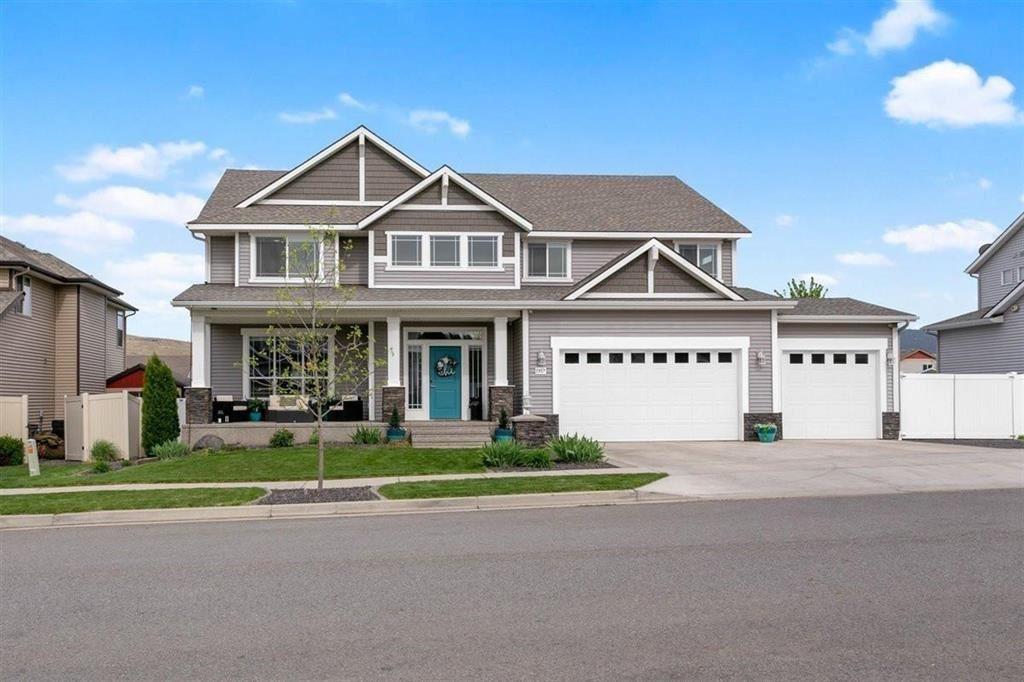 1317 S MCMILLAN Rd, Spokane Valley, WA 99016 - #: 202119538