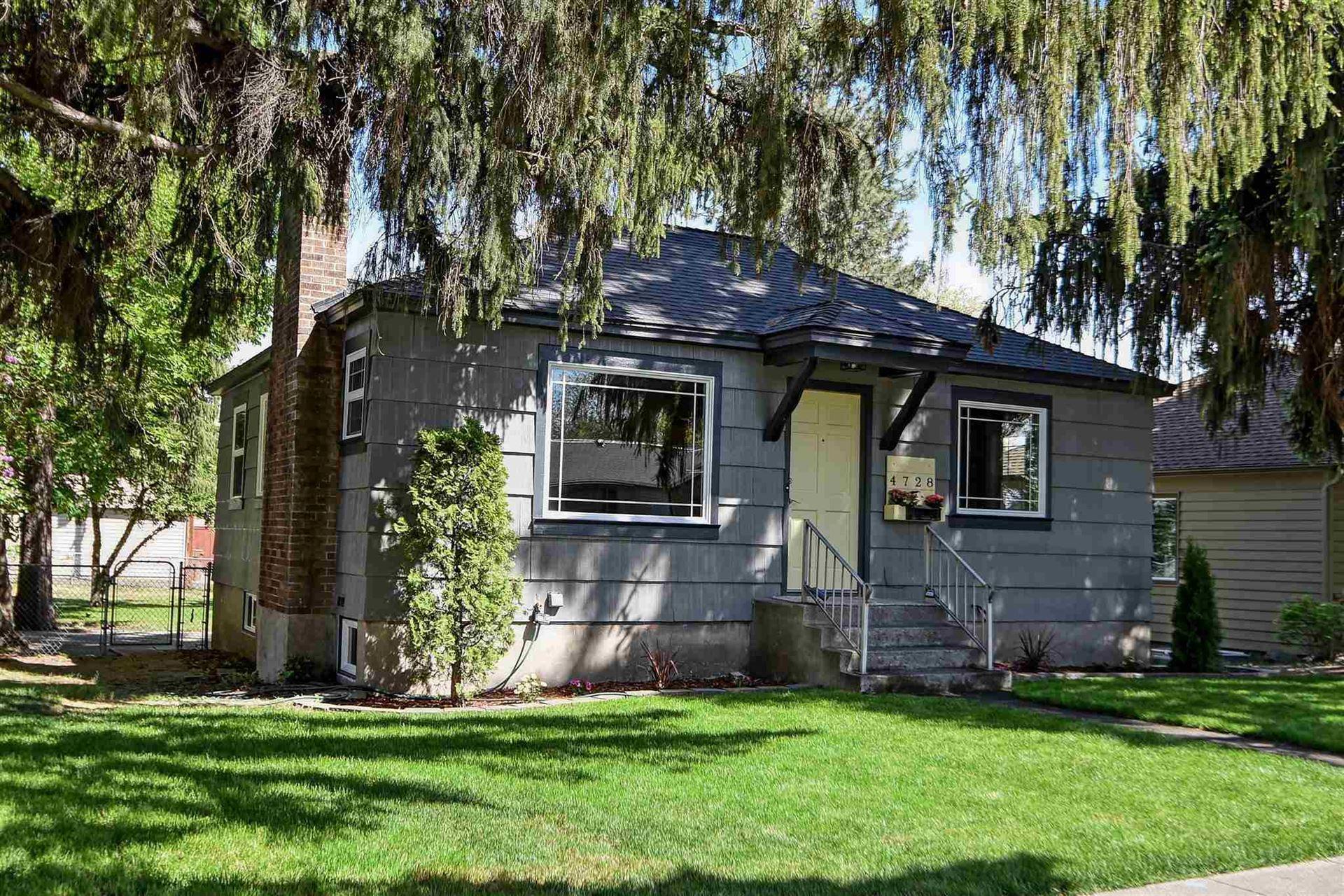 4728 N Adams St, Spokane, WA 99205 - #: 202115544