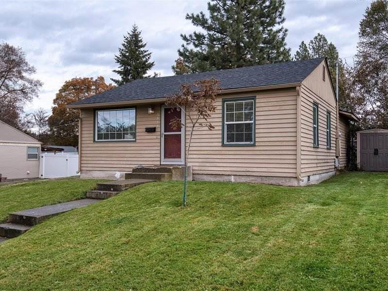 5814 N Lindeke St, Spokane, WA 99205-7143 - #: 202024545