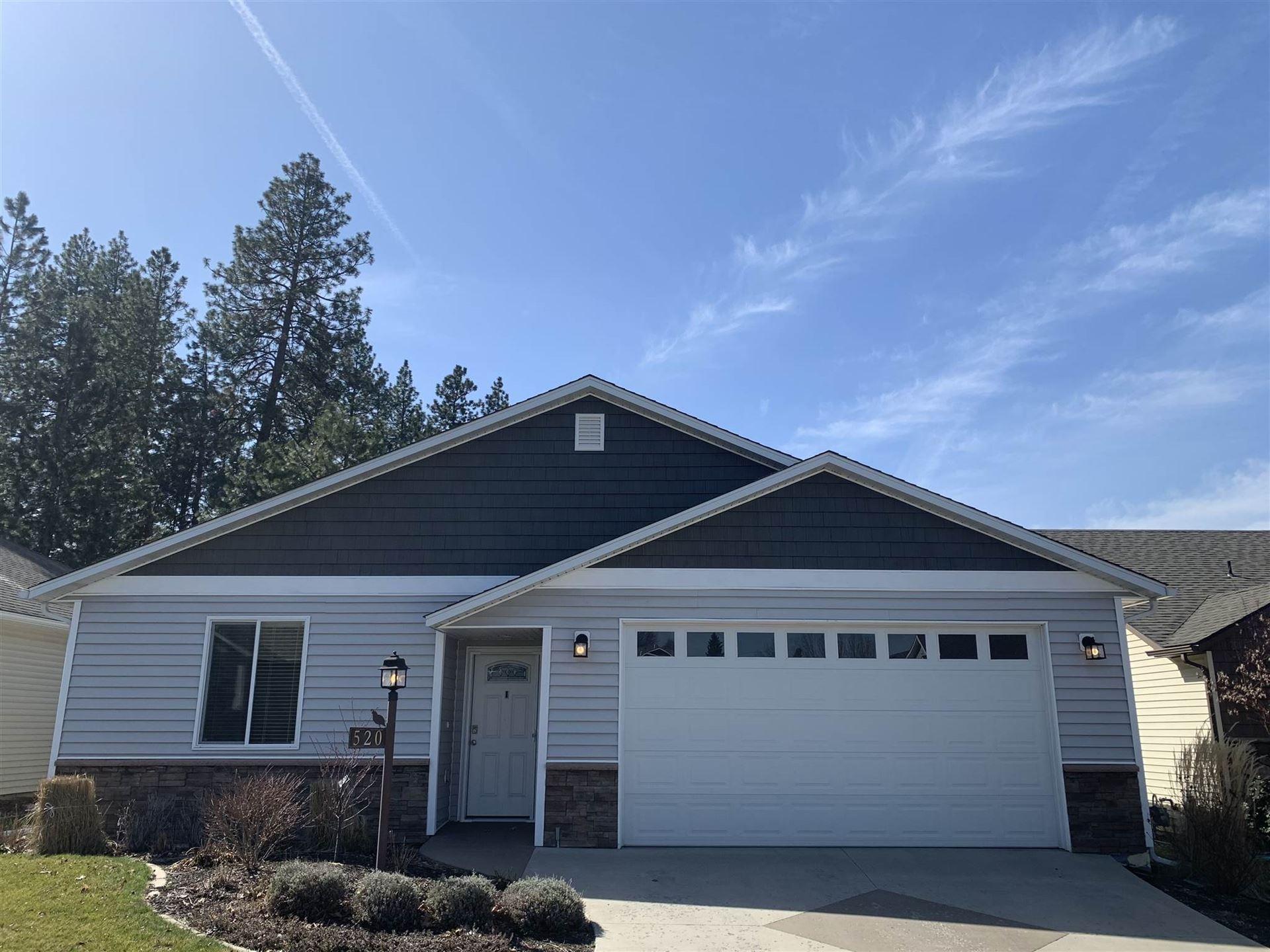 520 S Dartmouth Ln, Spokane Valley, WA 99206 - #: 202113550