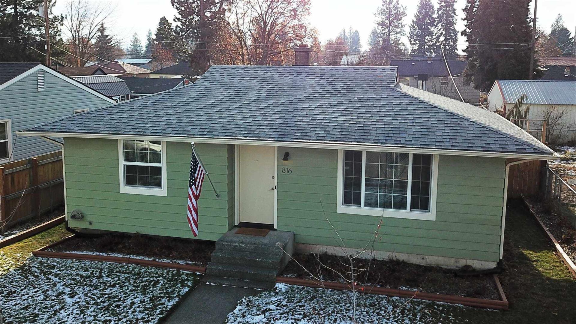 816 E Decatur Ave, Spokane, WA 99208-3621 - #: 202025554