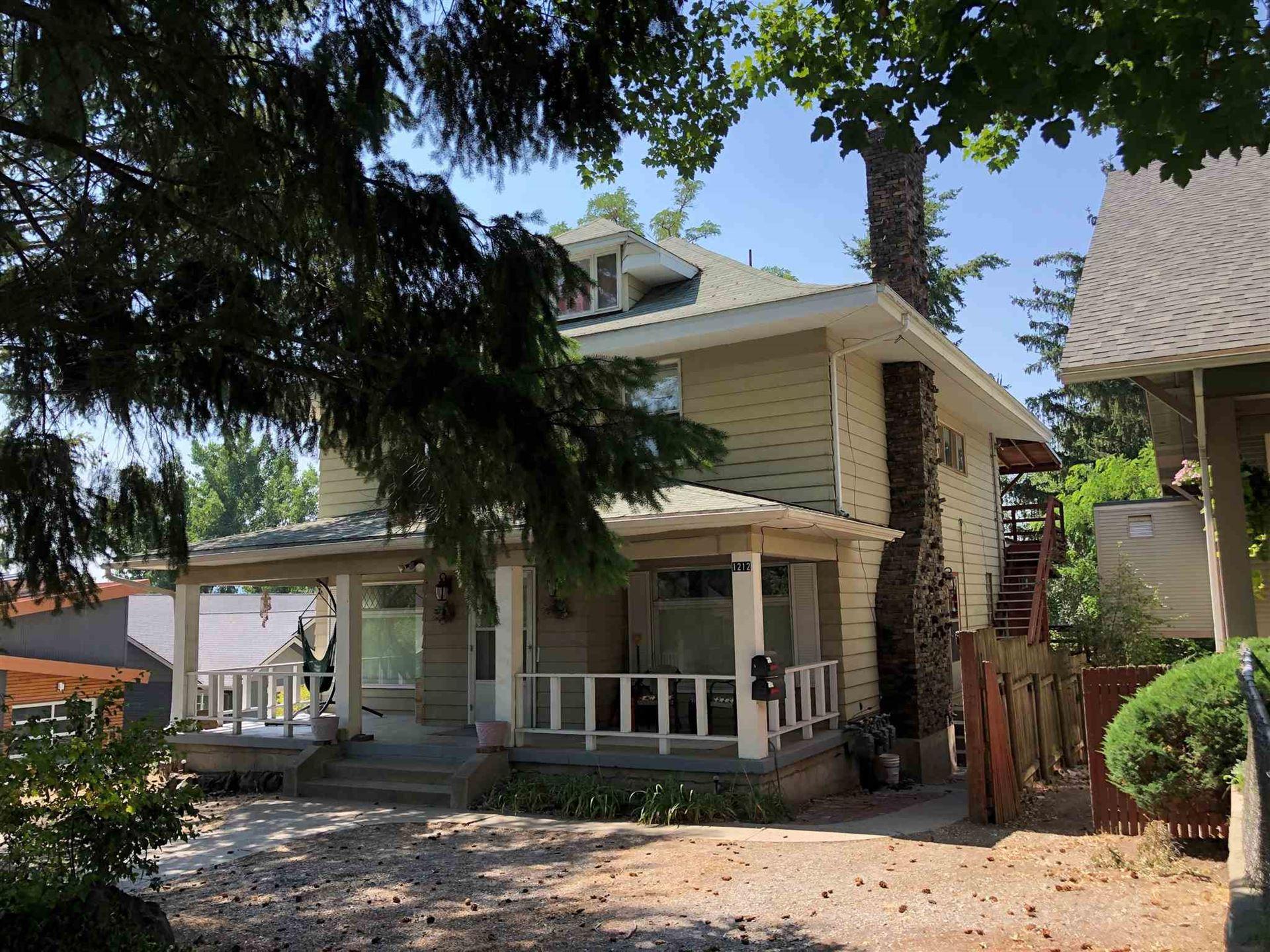 1212 S Oak St, Spokane, WA 99204 - #: 202120562