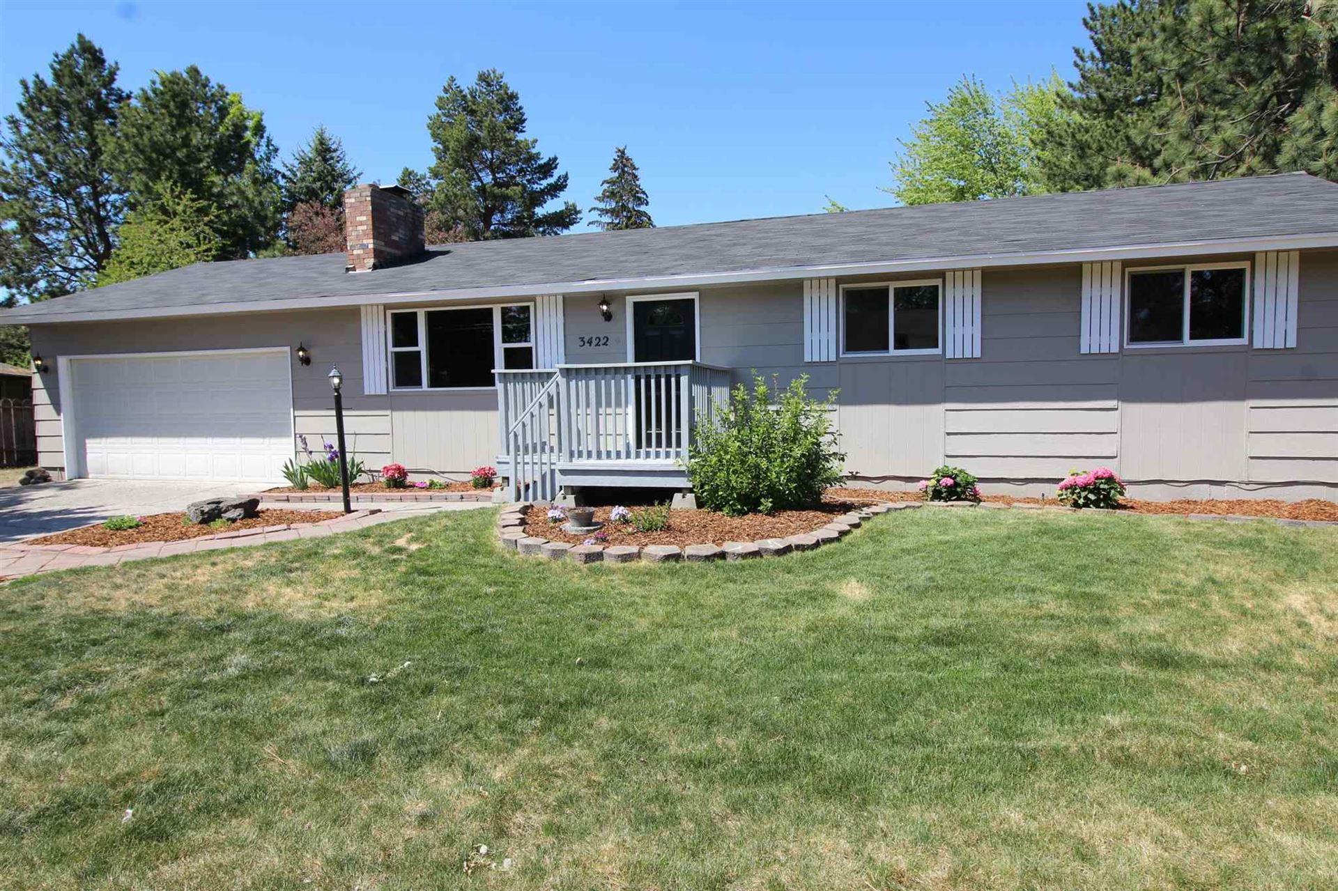 3422 S BOWDISH Rd, Spokane, WA 99206 - #: 202115569