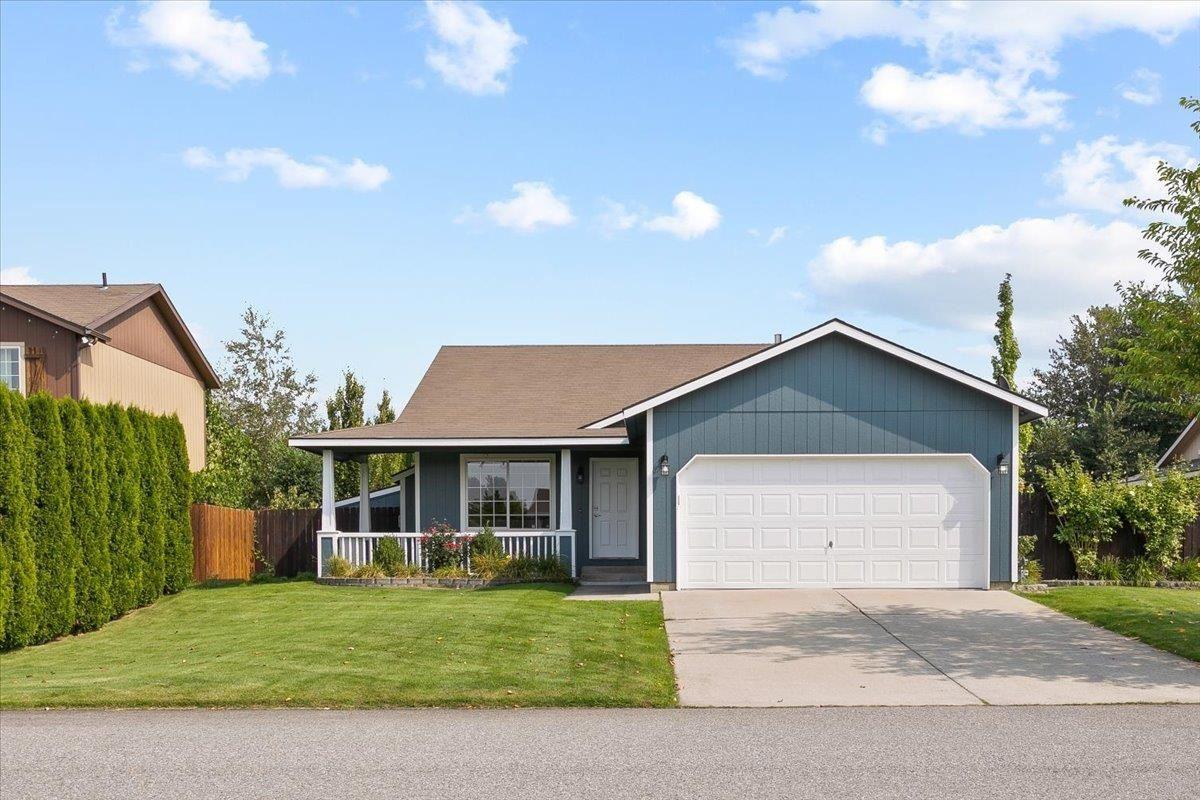 1618 N Holiday Ln, Spokane Valley, WA 99016 - #: 202123576