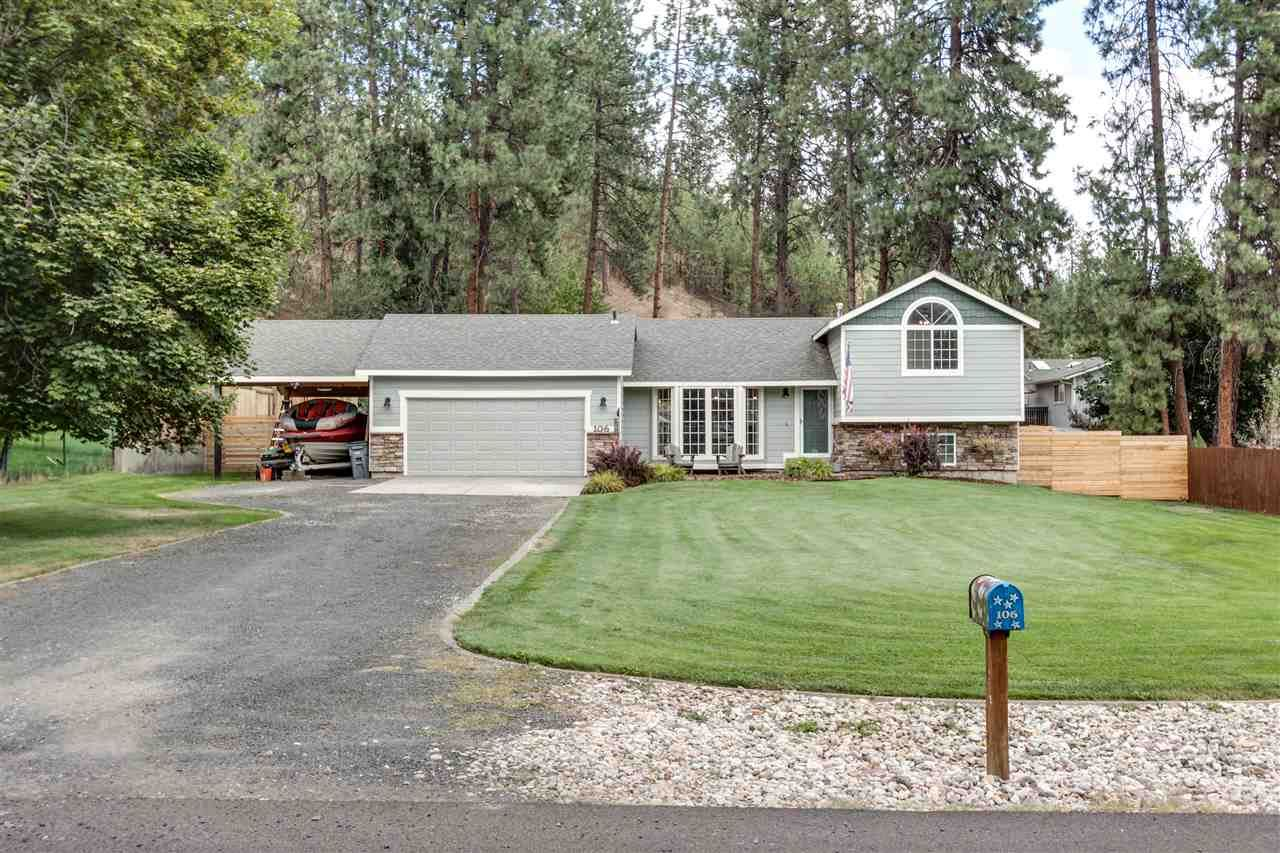 106 E Forest Ct, Nine Mile Falls, WA 99026-9310 - #: 202021579