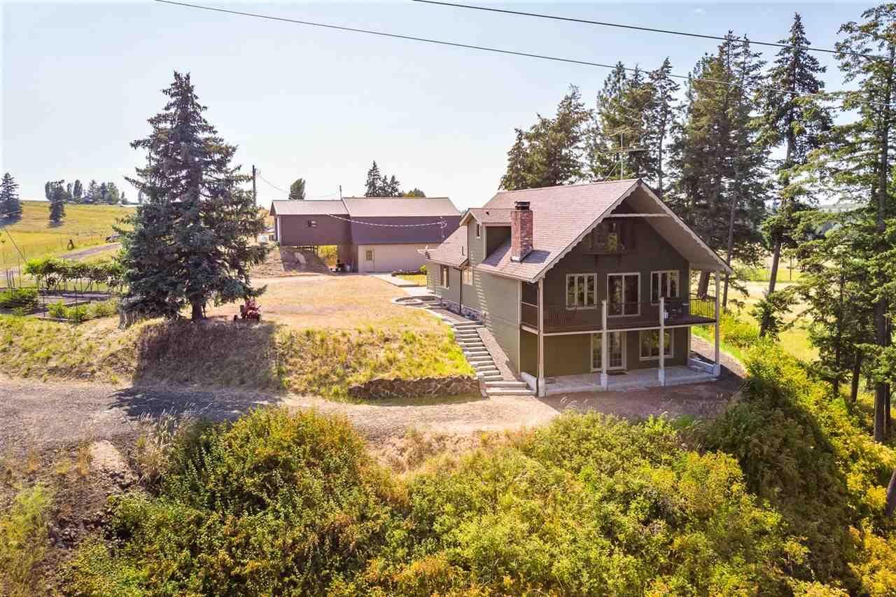 12122 E Day Mount Spokane Rd, Mead, WA 99021 - #: 202019581
