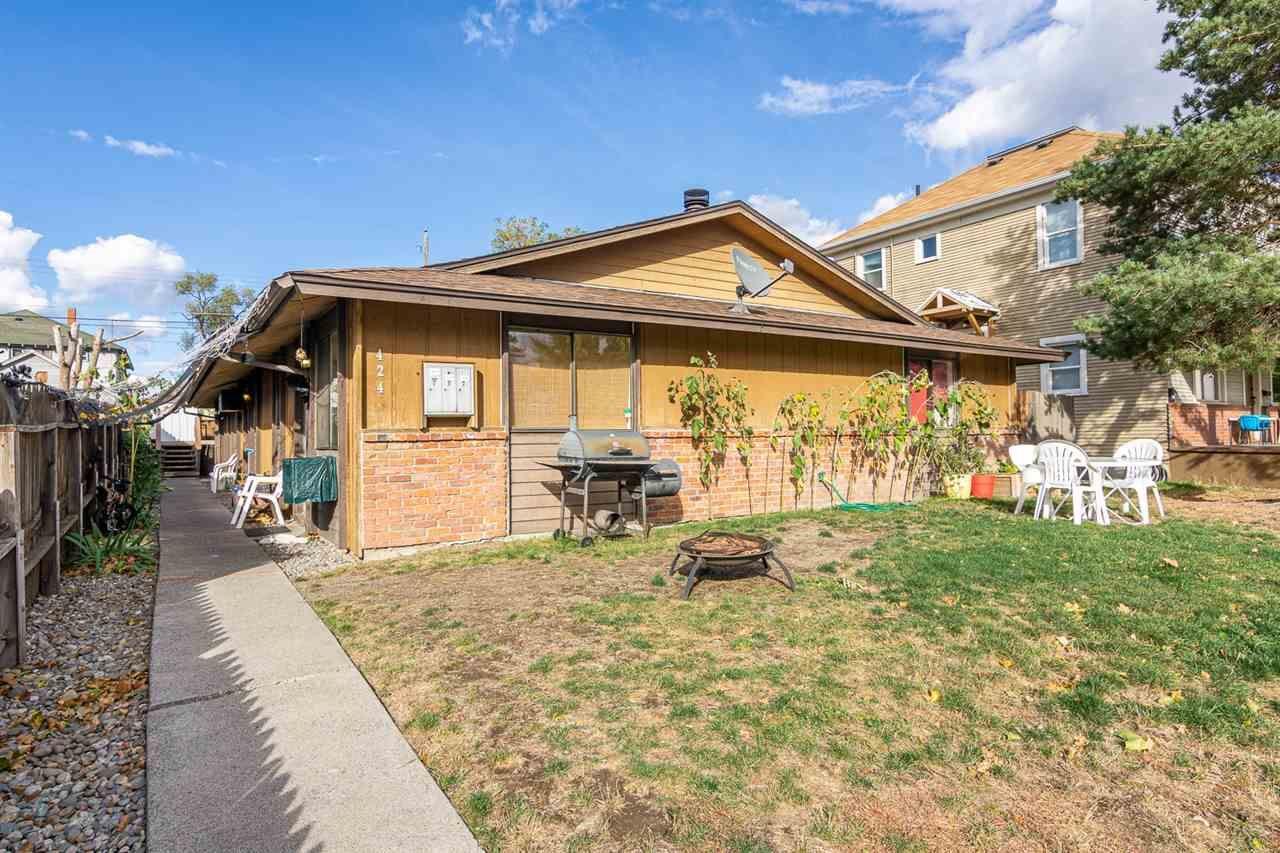 424 W Shannon Ave Ave #Units A, B, & C, Spokane, WA 99205 - #: 202023604