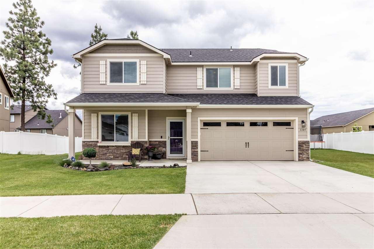 1105 S Oswald St, Spokane, WA 99224 - #: 202017606