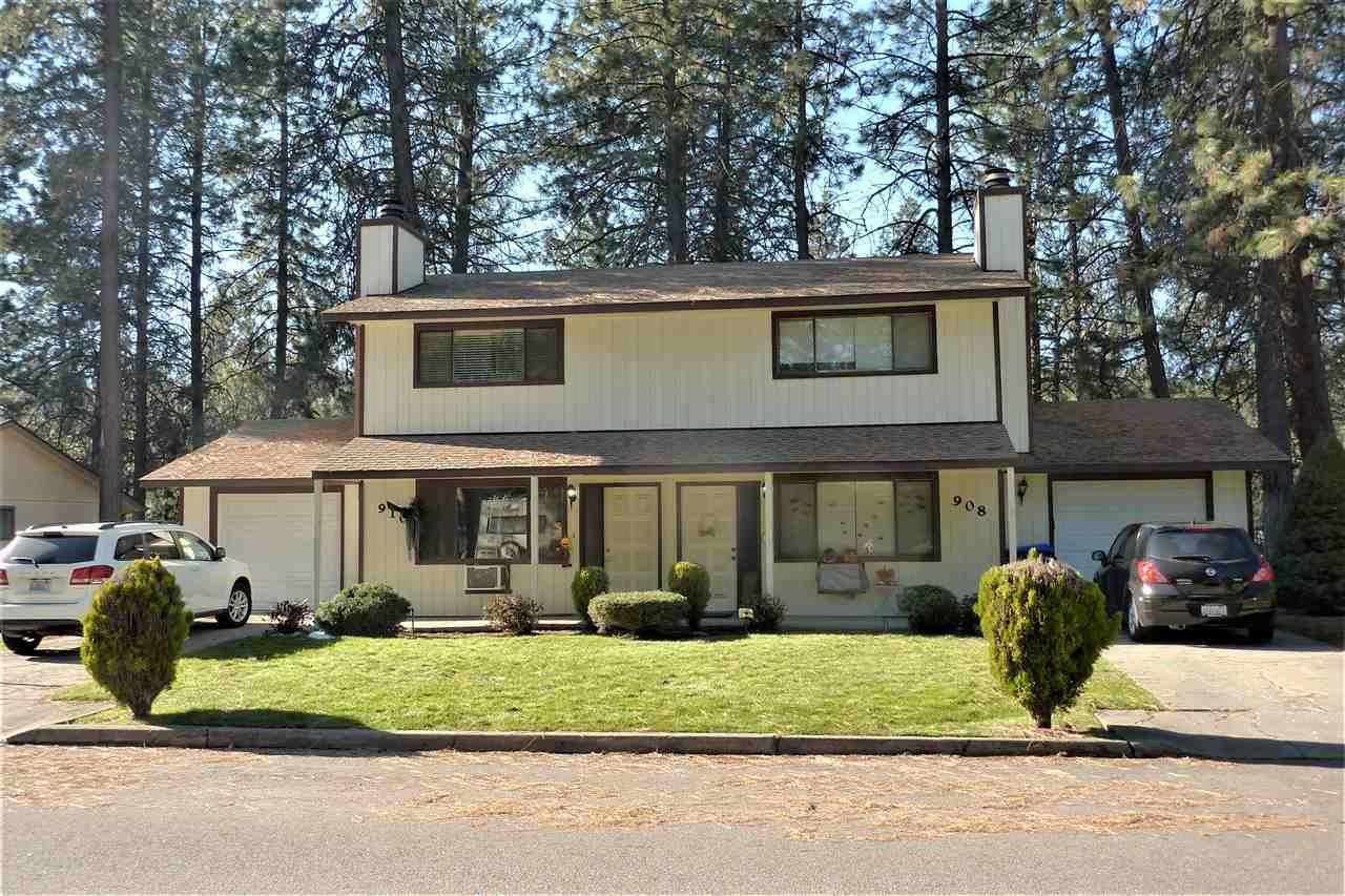 910 S Robinhood St #908 S Robinhood St, Spokane Valley, WA 99206 - #: 202024612