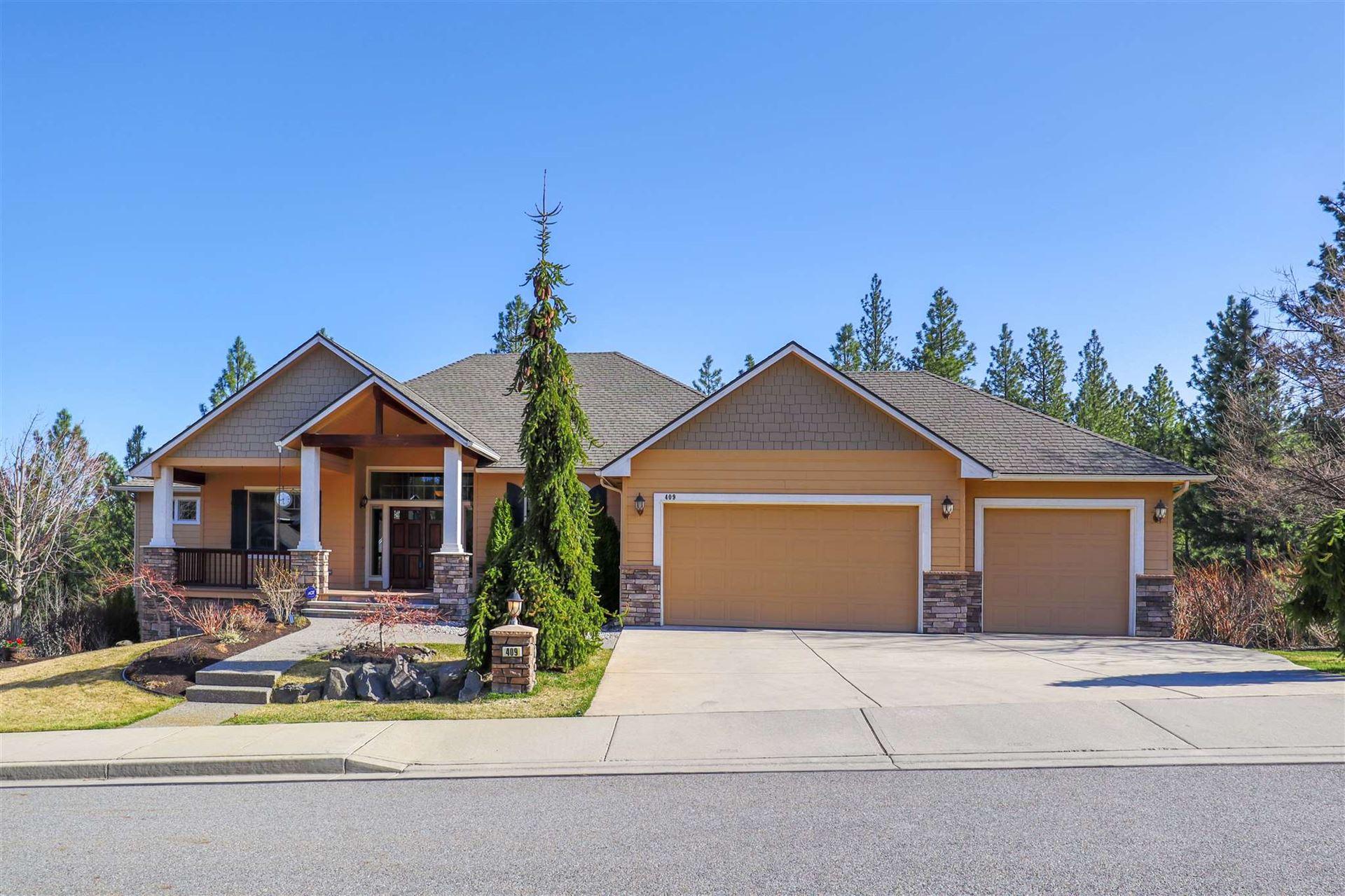 409 W Trailridge Ct, Spokane, WA 99224 - #: 202113614