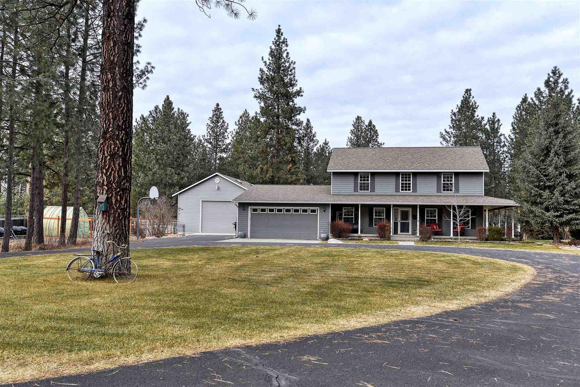 4411 E Day Mount Spokane Rd, Mead, WA 99005 - #: 202111615