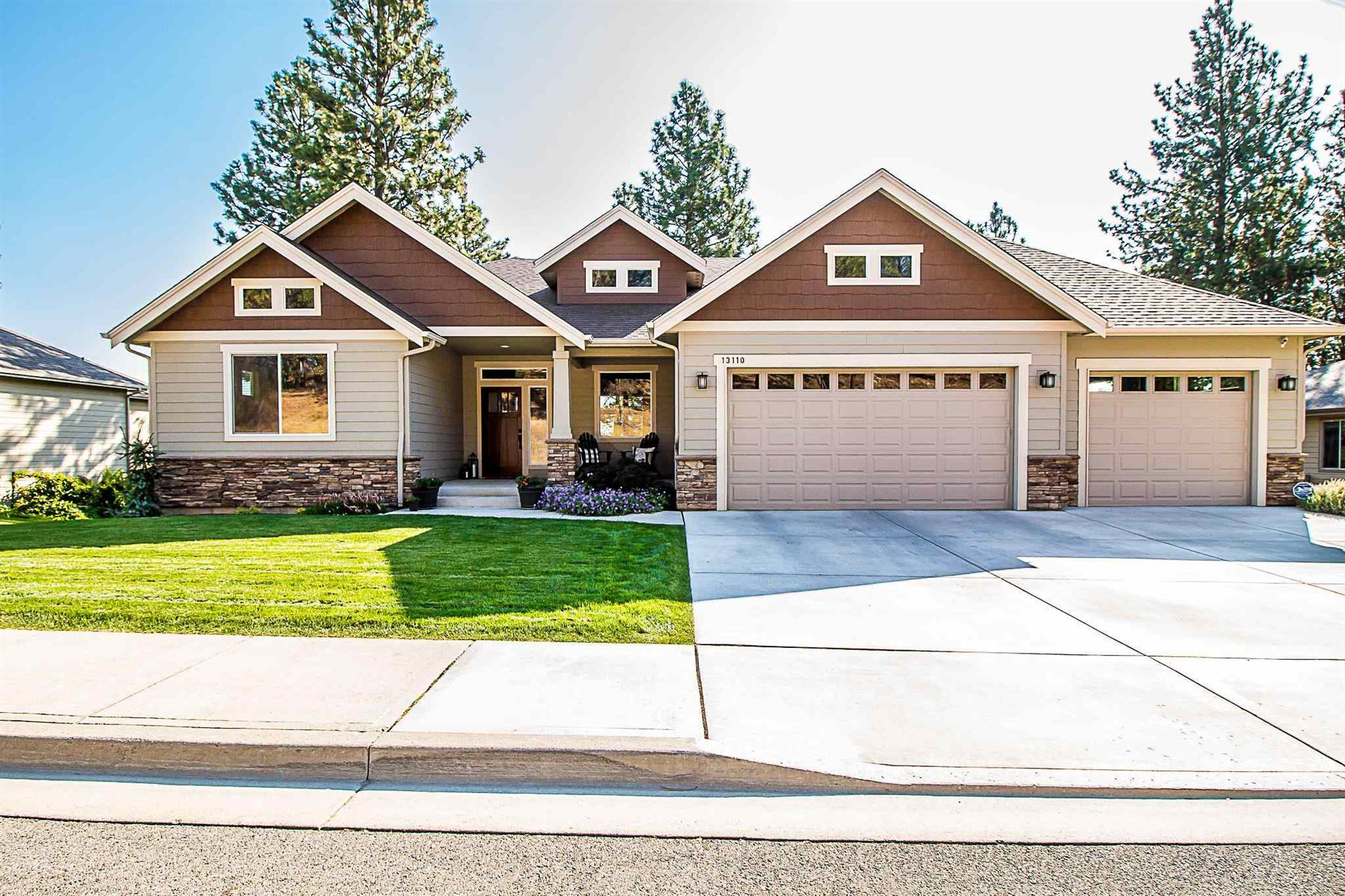 13110 E Copper River Ln, Spokane, WA 99206 - #: 202121632
