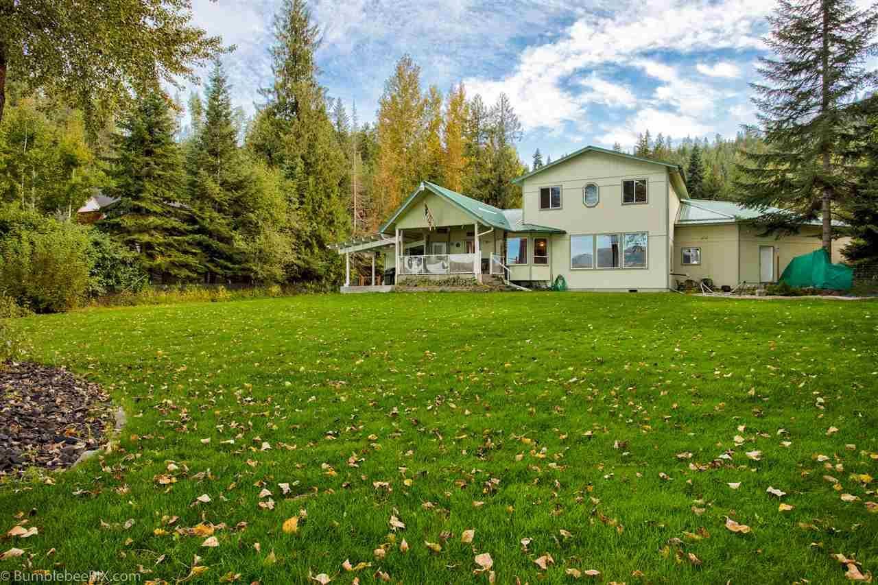 12312 N West Newman Lake Dr, Spokane, WA 99025-7425 - #: 202012637