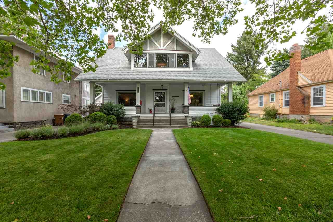 1403 N Sherwood St, Spokane, WA 99201 - #: 202021642