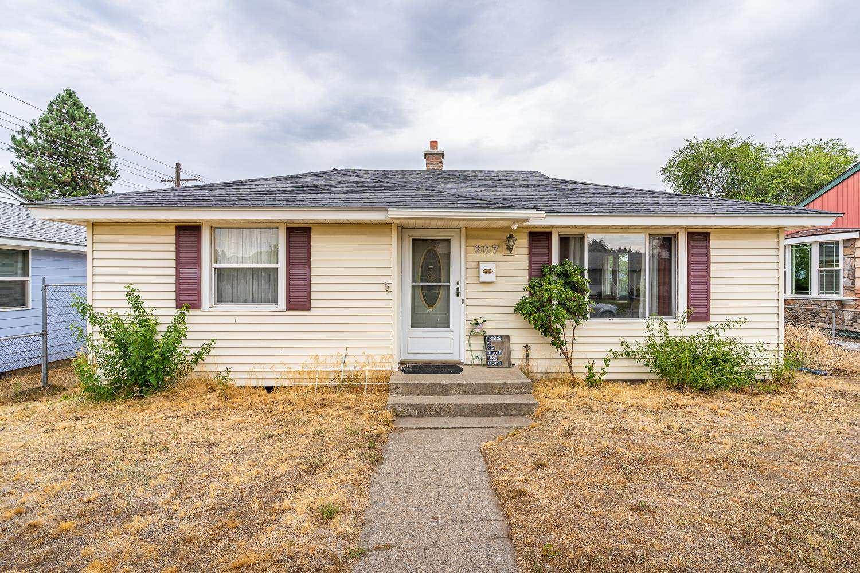 607 E Decatur Ave, Spokane, WA 99208 - #: 202119644