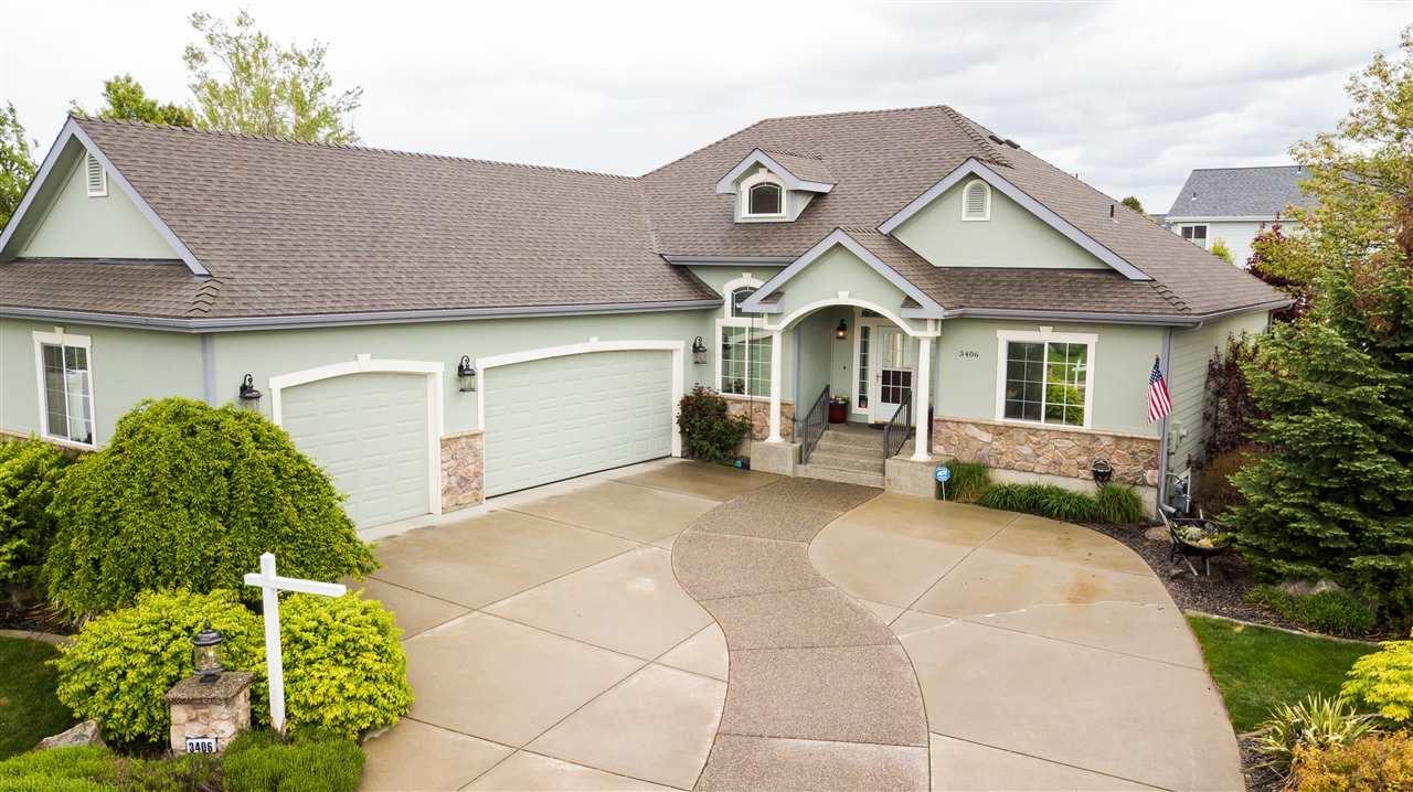 3406 W Conrad Ct, Spokane, WA 99208 - #: 202015663