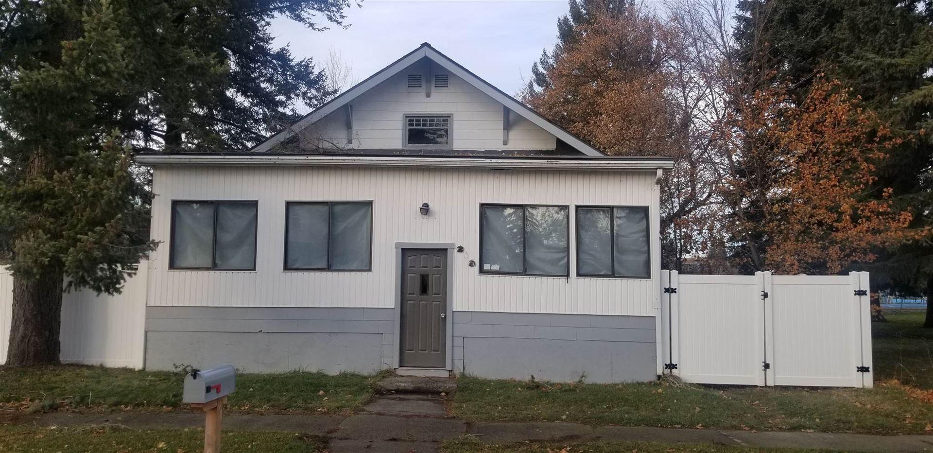 206 W Steptoe Ave, Oakesdale, WA 99158 - #: 202025665
