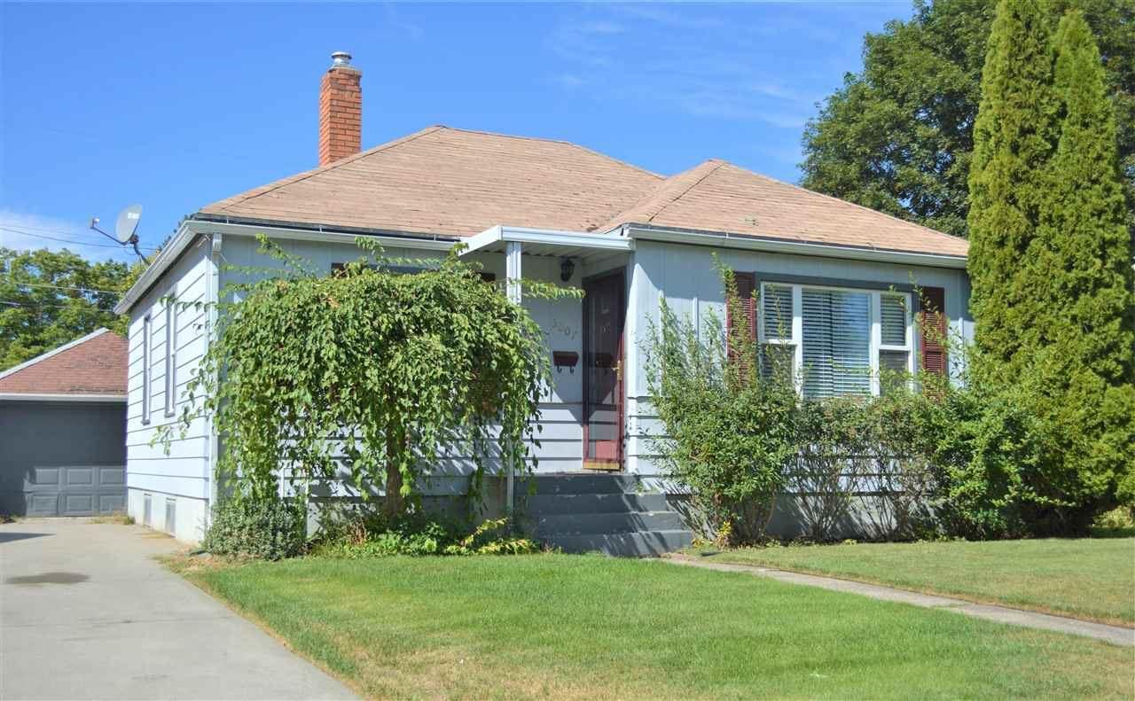 5007 N Hawthorne St, Spokane, WA 99205 - #: 202021682