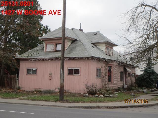 1427 W BOONE Ave, Spokane, WA 99201 - #: 202023709