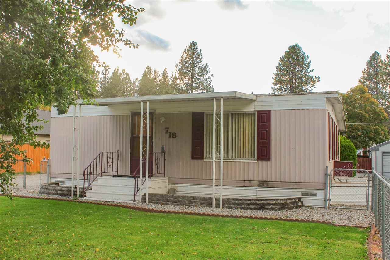 718 S Farr Rd, Spokane Valley, WA 99206 - #: 202023711
